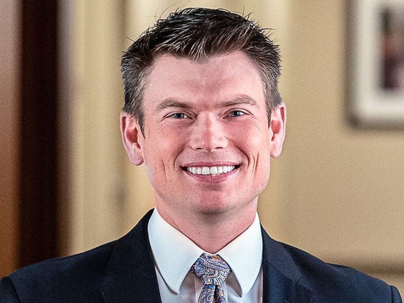 Attorney James V.F. Dickey