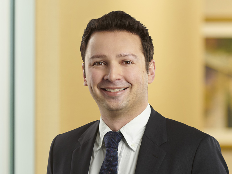 Attorney Vadim Trifel