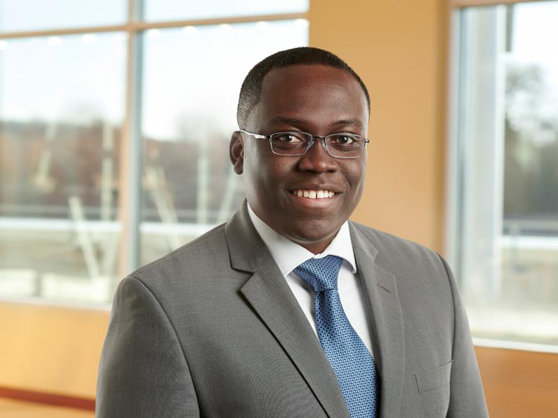 Attorney Daniel K. Asiedu