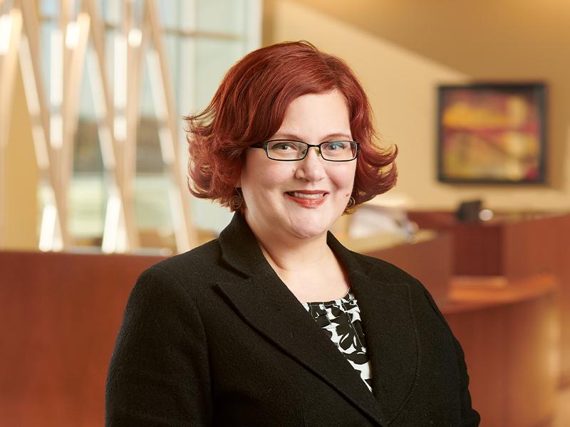 Attorney Rebecca L. Capra